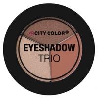 City Color Eyeshadow Trio – Falling Leaves