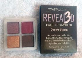 Coastal Scents  REVEAL3D Palette Sampler in Desert Bloom