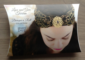 Project DIY - Baroque 'n Roll Turban
