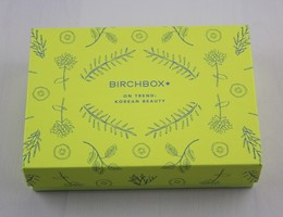 Birchbox: Korean Beauty - Box Only