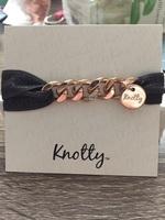 Knotty classic chain Pony/Bracelet