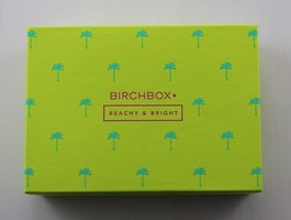Birchbox: July 2015 Beachy & Bright box only
