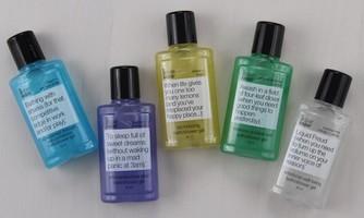 Not Soap, Radio Bath and Shower Gel Gift Set