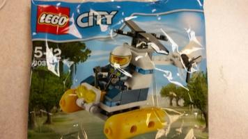 Lego City kit