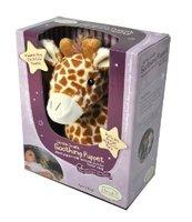 Gentle Giraffe Soothing Puppet