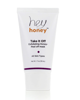 Hey Honey - Take it Off - Exfoliating Honey Peel Off Mask