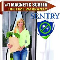 Sentry Magnetic Screen Door 48 x 83""