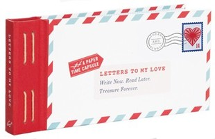 Letters To My Love write now read later book