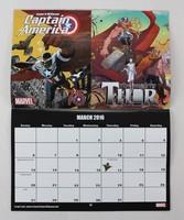 Marvel 2016 Calendar