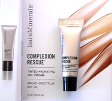 Bare Minerals Complexion Rescue Gel Cream Deluxe Sample