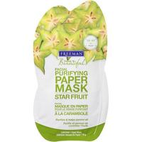 Freeman Facial Purifying Paper Mask Star Fruit