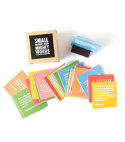 Thimblepress Small Squares with Mighty Words