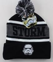 Star Wars Pom Pom Beanie Storm Trooper