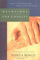 Devotions for Couples: Patrick Morley