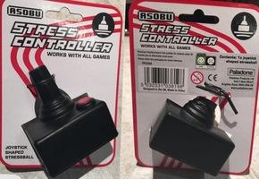 Asobu Joystick Shaped Stress Controller