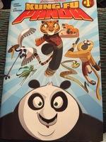 Kung Fu Panda comic book #1