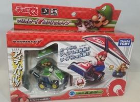 Mario Bros Luigi Mini RC Car