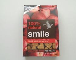 Isle of Dogs brand pet treats.  Whole Food-Based Dog Treats.  12 ox box, unopened.