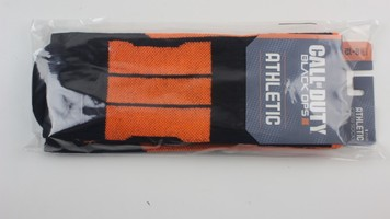 Call of Duty: Black Ops III Limited Edition Loot Crate Athletic Socks
