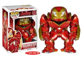 Pop! HULKBUSTER- Marvel Collector Corps Exclusive