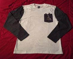 Michonne Pocket Raglan Shirt