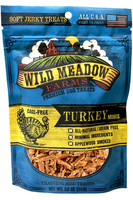 Turkey Minis - USA Made Training Size Dog Treats by Wild Meadow Farms