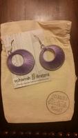 Handmade Fair trade earings