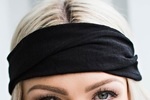 Black Headband / Headwrap