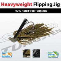 Eco-Pro Tungsten Heavyweight Flipping Jig - 1/2oz