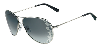 fashion project Valentino v101s gunmetal sunglasses