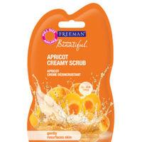 Freeman apricot creamy scrub