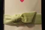 Emi Jay Lime Green Hair Tie