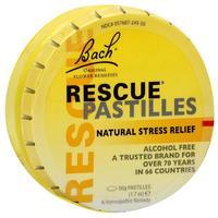 Bach Rescue Pastilles - Lemon Flavor