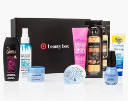 Target Beauty Box March 2016