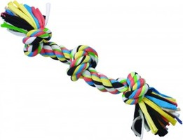 Tuggin' Tees Rope Dog Toy