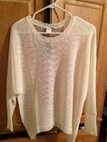 Ellison Sheer Lightweight Sweater