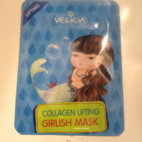 Velieve Girlish Collagen Mask