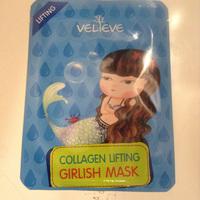 Velieve Girlish Collagen Mask