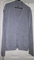 FiveFour gray cardigan