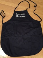 Embrace the Mess apron by Hello! Bliss Box
