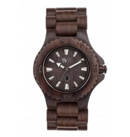 WeWood Wooden Watch - Date Chocolate