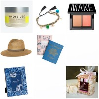 Entire POPSUGAR Must Have Resort March-2016 Box