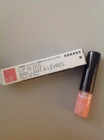 Korres Cherry Lip Gliss in Buff/Rosee