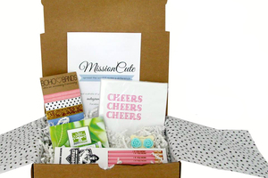March Mission cute box