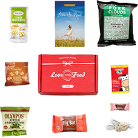 Complete March 2016 Love with Food Tasting Box