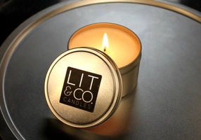 Lit & Co. Candles