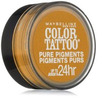 """Maybelline Color Tattoo Pure Pigments in """"Wild Gold"""""""