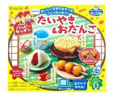 Kracie Popin' Cookin' Let's Make a Snack of Japan Taiyaki & Odango DIY Kit