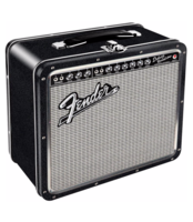 Fender Metal Lunchbox