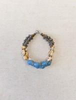 31 Bits Ivy Spritz Beaded Bracelet
